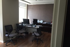 Fully Furnished and Well Maintained Office In Business Central Tower-B, Tecom, Dubai |For Rent|